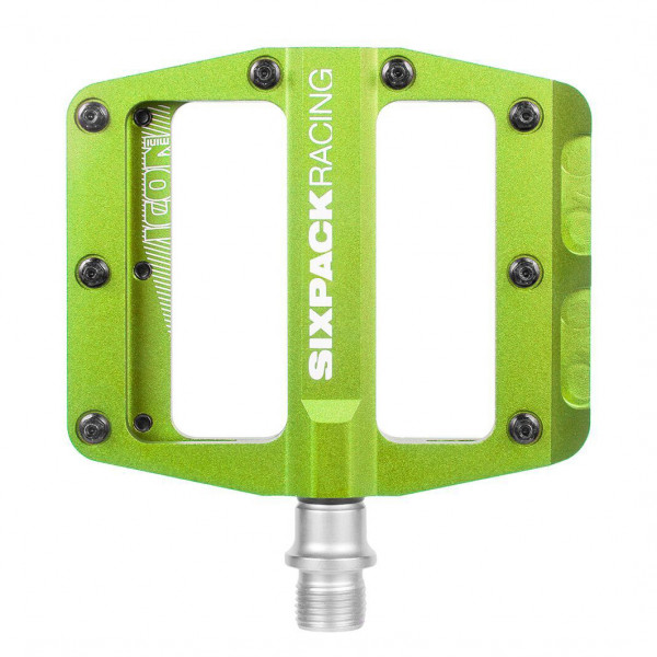 Icon Mini Pedal - electric green