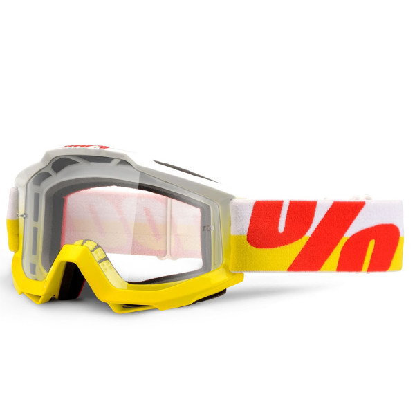 Accuri MX Goggle - In & Out Clear Lens