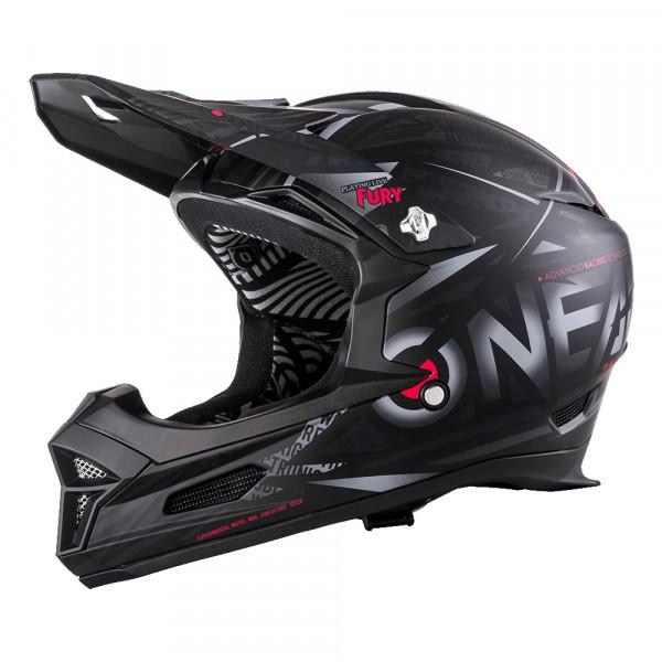 Fury RL Synthy Helm - black