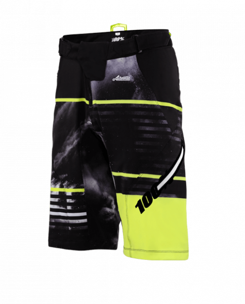 Airmatic Dusted Enduro/Trail Short - Dusted Lime