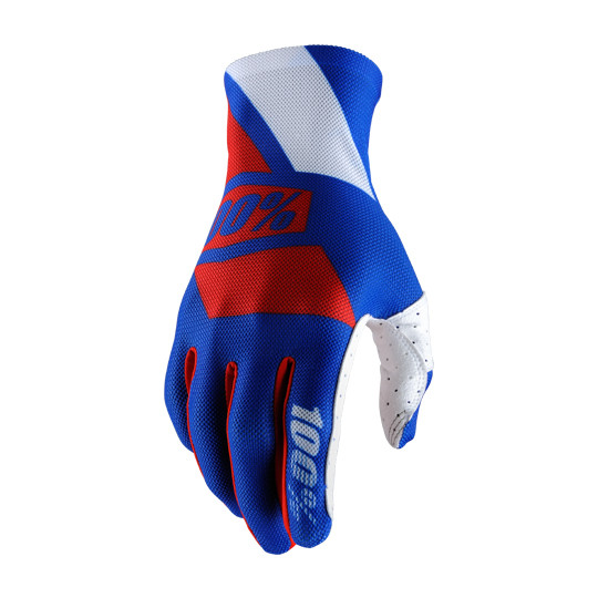 Celium Handschuh - Blue/Red