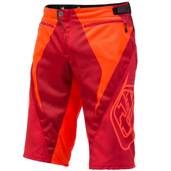 Sprint Shorts Reflex Rocket Red