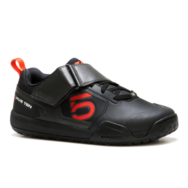 Impact VXi Clipless Bike Schuh Team Black