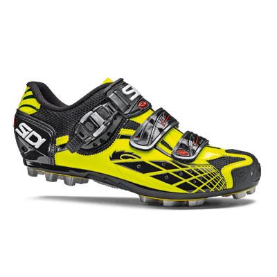 Spider SRS Vernice MTB  Schuhe - schwarz/gelb