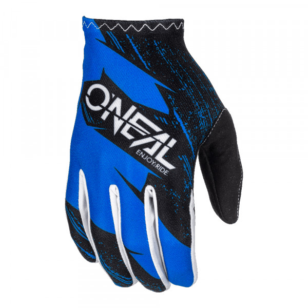 Matrix Glove Burnout Handschuh - blue/black