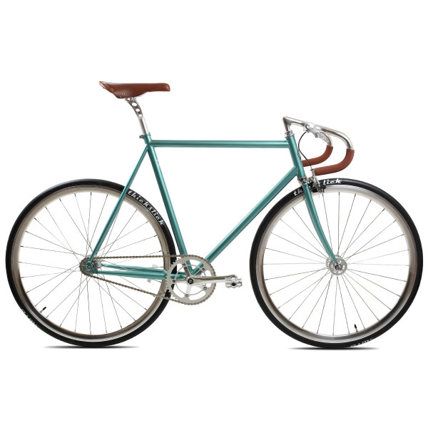 City Classic Singlespeed/Fixed Bike - derby green