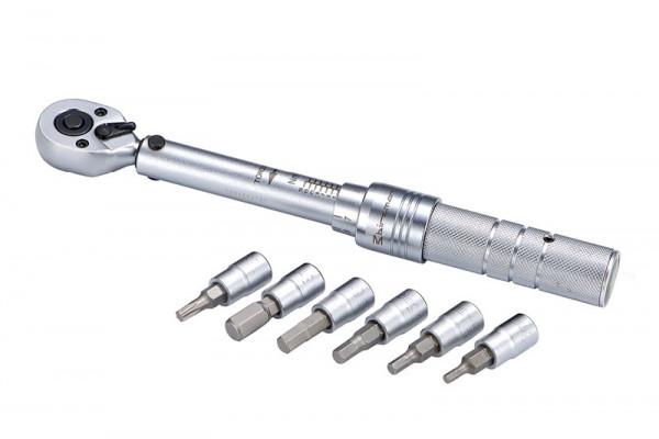 Drehmomentschlüssel Set 3-15 Nm