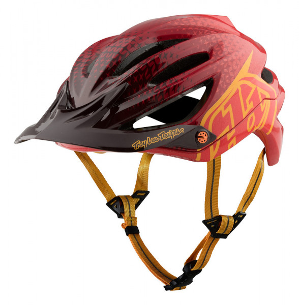 A2 MIPS Helm 50/50 Red