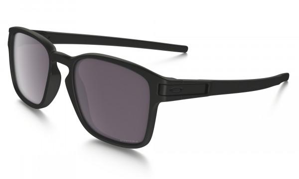 Latch Square Sonnenbrille Matte Black - Prizm Daily Polarized