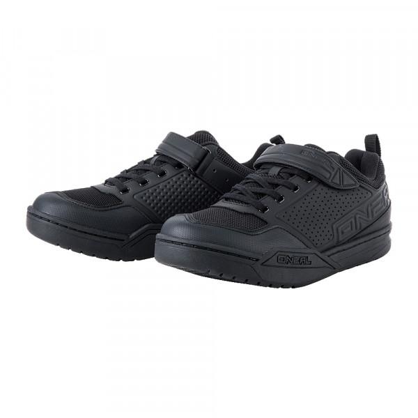 Flow SPD Schuh - black