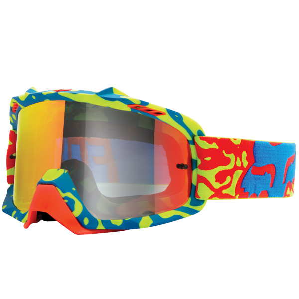 Air Space Goggle Cauz Spark yellow/red red/spark
