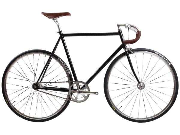 City Classic Singlespeed/Fixed Bike - black