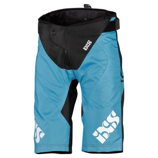 Race Kids Shorts - Blau/Schwarz