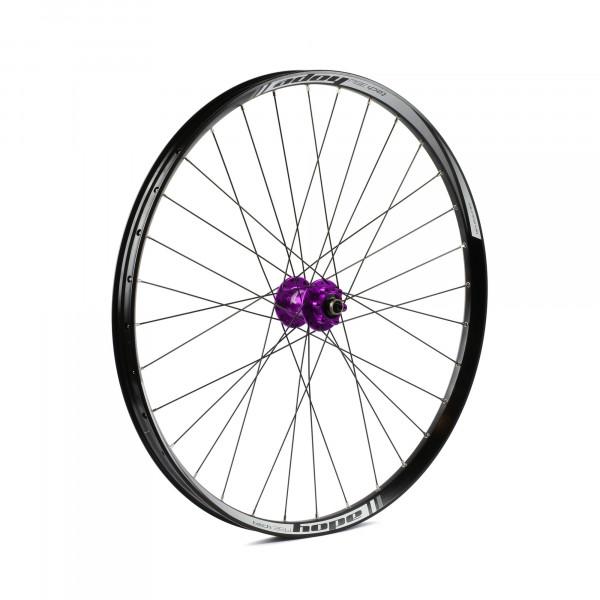 Tech 35W Vorderrad 32 Loch Pro 4 - 27,5 Zoll purple