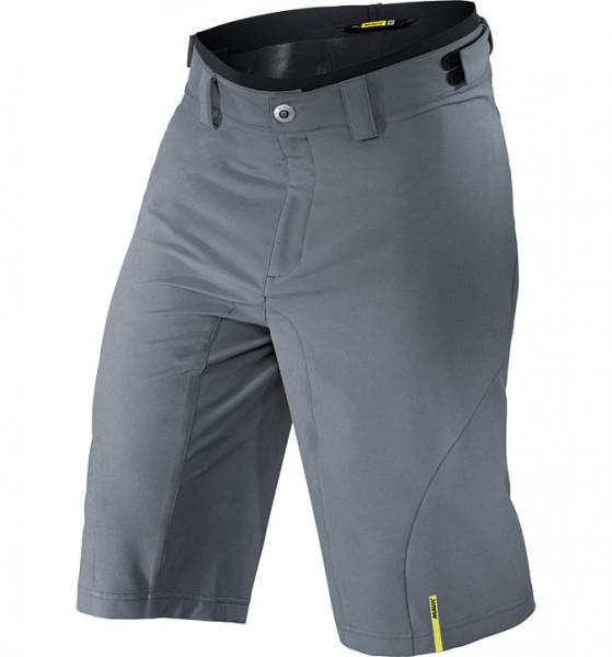 Crossride Short Set - Grey Denim