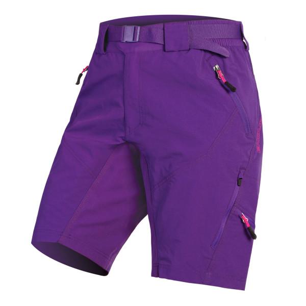 Damen Hummvee Short II - purple