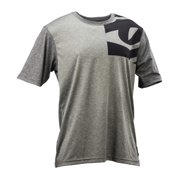 Trigger Jersey Square Eye - charcoal