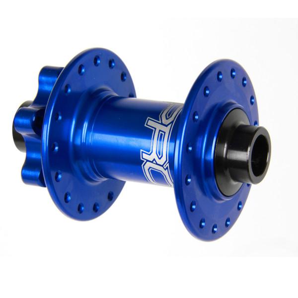 Pro 4 Vorderradnabe 28L - blau