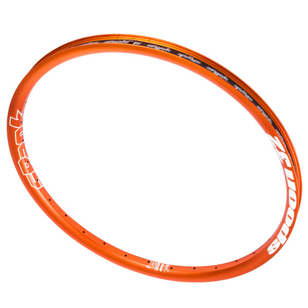 Spoon EVO 32 AL 650b Felge - Orange