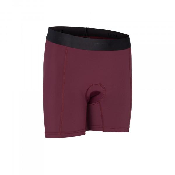 IN-Shorts kurz - rot - Damen