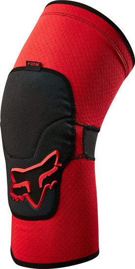 Launch Enduro Knee Pad - Red