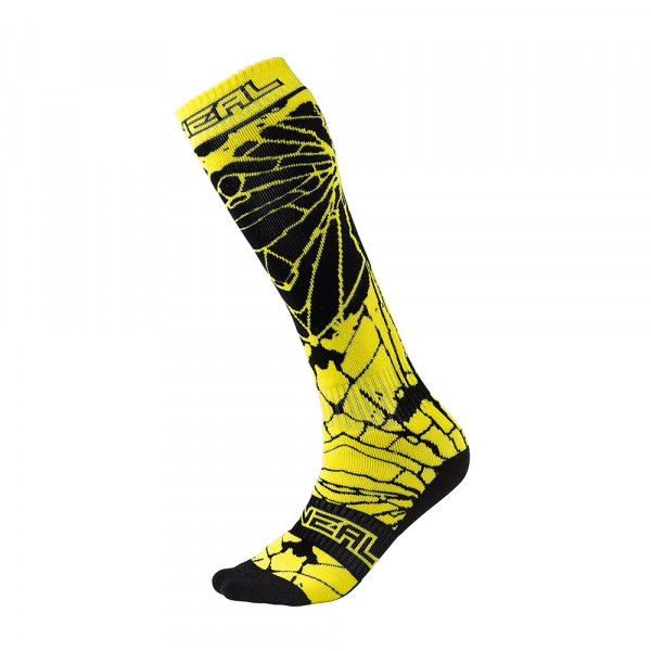 Pro MX Socks - Enigma - black/yellow