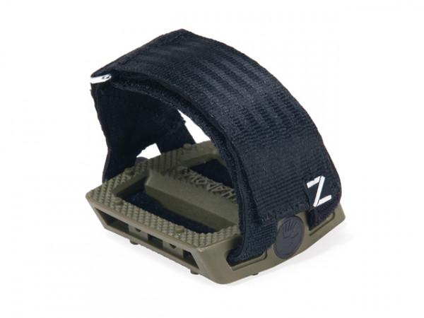 ZLDA - Footstraps Nylon Pedalriemen Version V2 mit Gelenk
