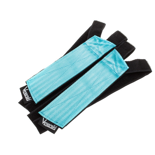 Freestyle Pedal Straps - teal