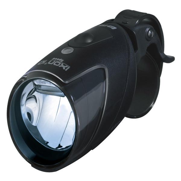 IXON IQ Speed Akkuscheinwerfer mit Helmhalterung