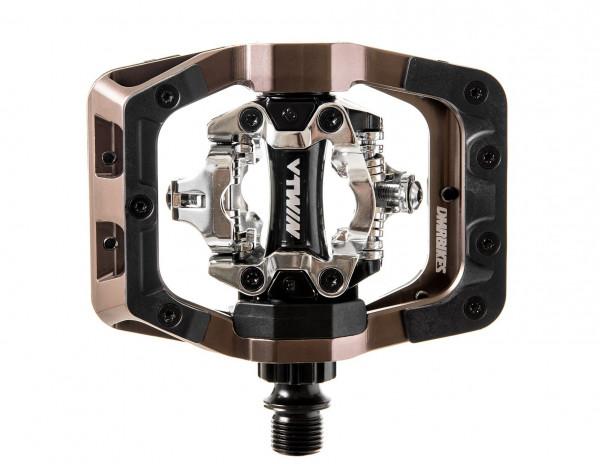 V-Twin MTB Pedal - nickel