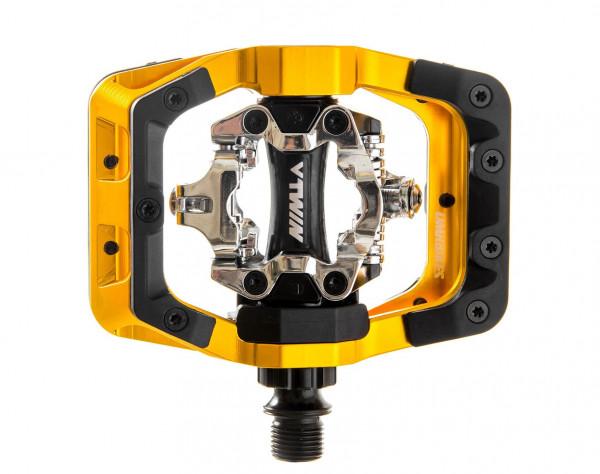 V-Twin MTB Pedal - gold