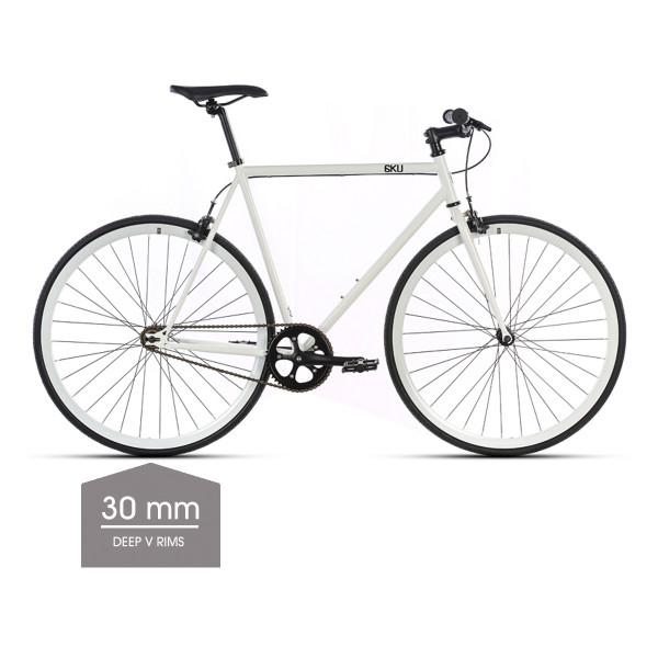 Evian 1 Singlespeed/Fixed Bike - 30 mm Deep V Felgen