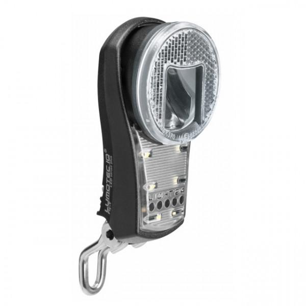 Lumotec IQ Fly Premium T Senso Plus 60 Lux - schwarz