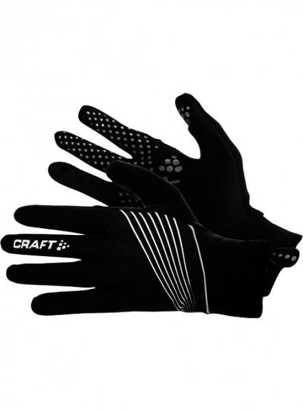 Storm Gloves black/white