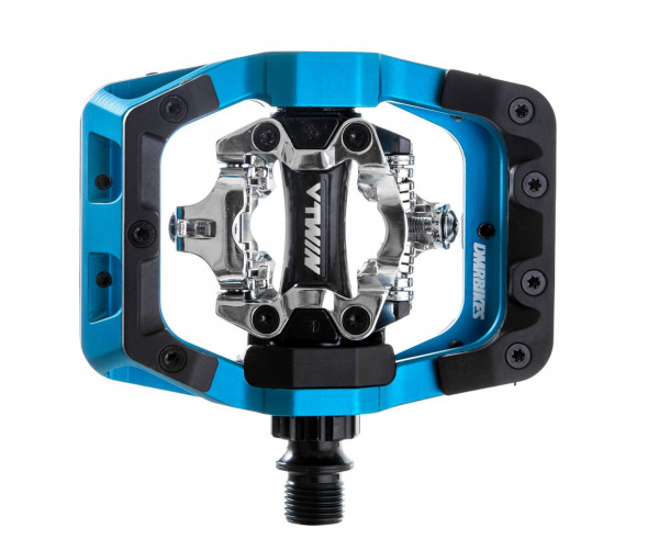 V-Twin MTB Pedal - blau