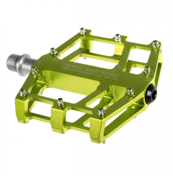 E-PB525 Plattform-Pedale - grün