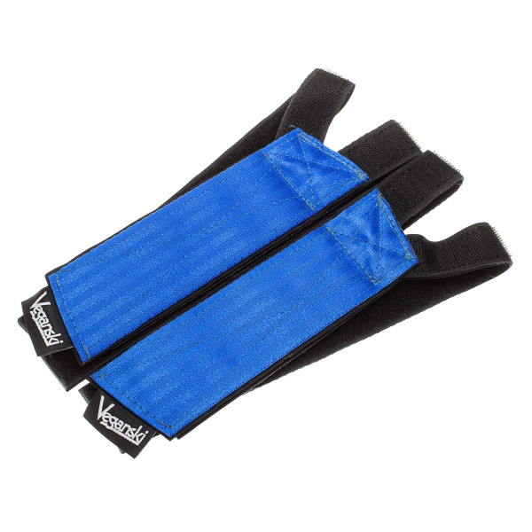 Freestyle Pedal Straps - blue