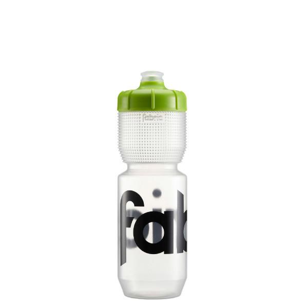 Gripper Trinkflasche - 750 ml - Klar/Grün