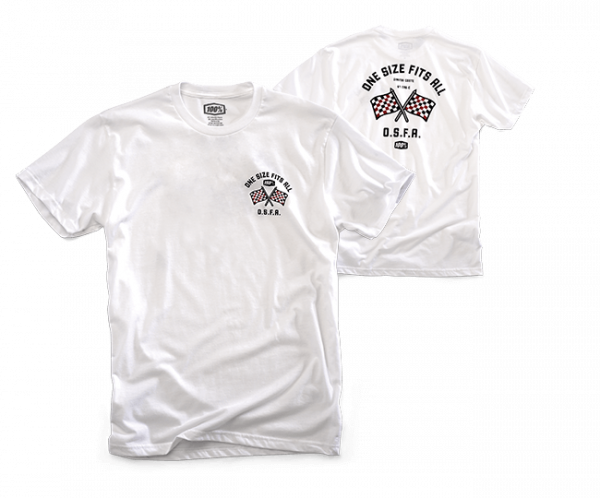 O.S.F.A. T-Shirt - white
