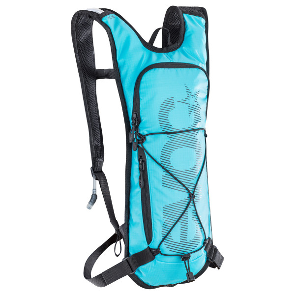 CC Rucksack 3l + 2l Bladder - neon blue