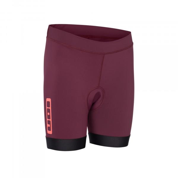 Shorts Traze - dark red - Women