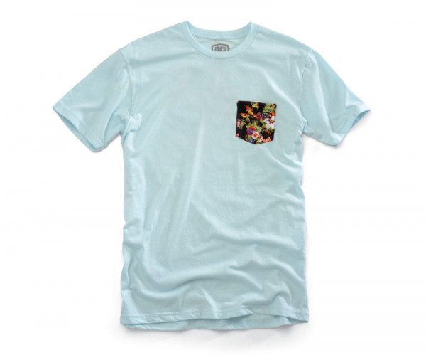 Chapter 11 T-Shirt - ice/blue