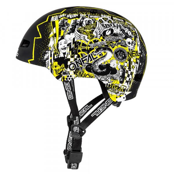 Dirt Lid ZF Rift Helm - yellow