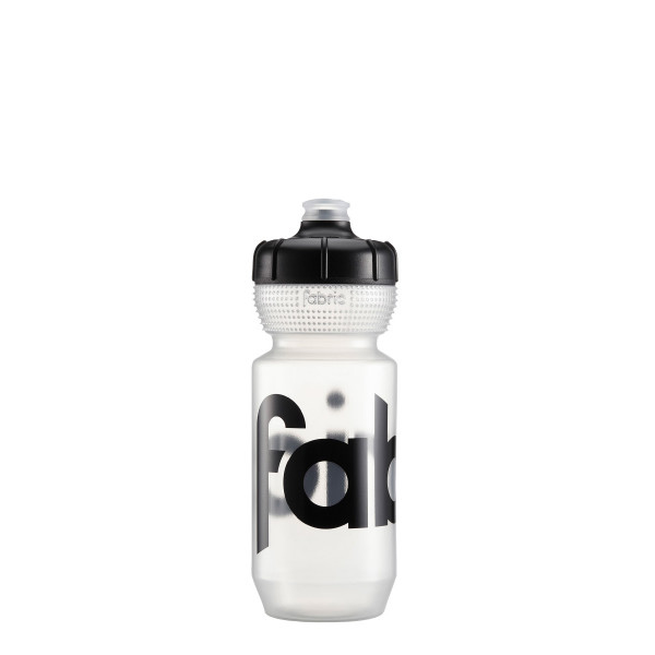 Gripper Trinkflasche - 600 ml - Klar/Schwarz