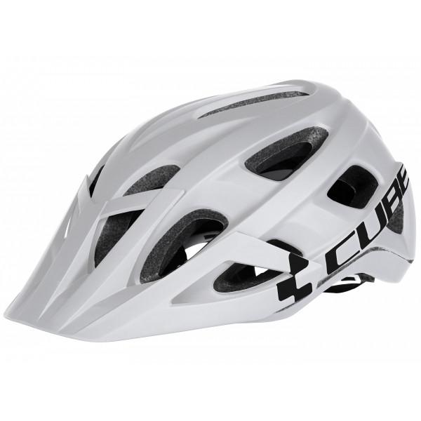 AM Race Helm - weiss