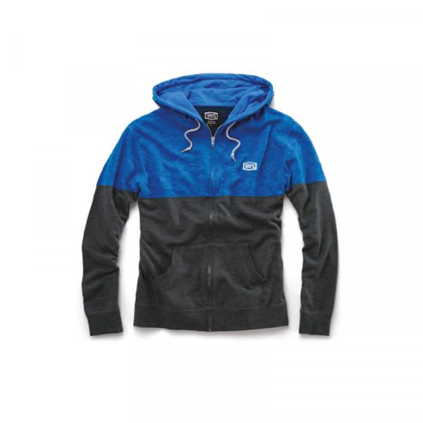 Arvius Full-Zip Hoody - Blue/Charcoal