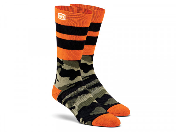 Troop Athletic Socken - camo