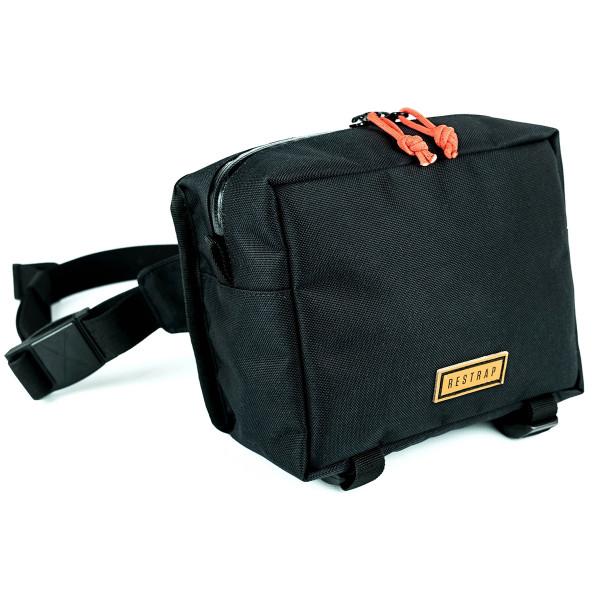 Hip Bag Tasche - schwarz