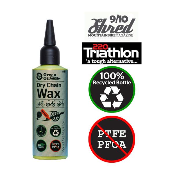 Dry Chain Wax Kettenwachs