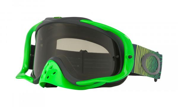 Crowbar MX Goggle - Shockwave GreenYel